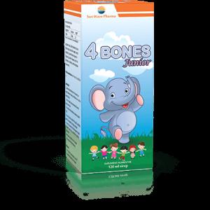 4 Bones Junior 120ml, Sun Wave