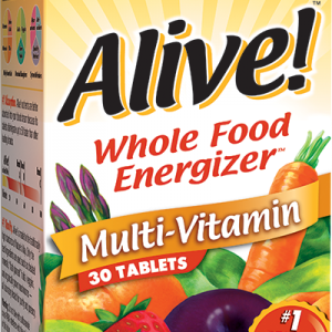 Alive, 30 tablete, SECOM