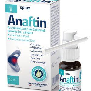 Anaftin Spray X 15ml SPRAY BUCO