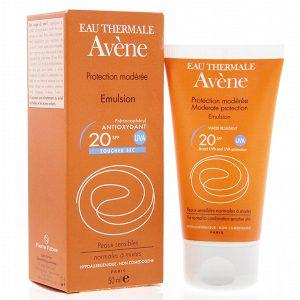 Emulsie Fotoprotectie SPF 20+, 50 ml, Avene