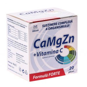 Ca+mg+zn+vit C x 20 PULB  ORAL