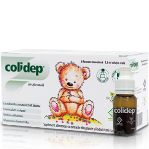 Colidep Sol.orala 8fl. x 8 SOL