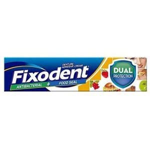 Crema adeziva pentru proteza dentara Fixodent Dual Protection, 40ml, P&G