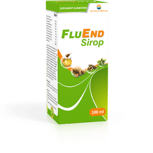 Flu-end Sirop 100ml SIROP