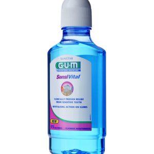 Apa De Gura Sensivital, 300 Ml, Gum