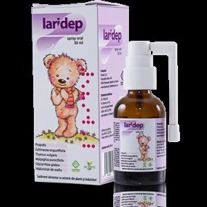 Laridep Spray, dr. Phyto