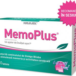 Memoplus X 60cpr x 60 COMPR