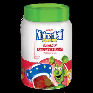 Minimartieni Gummy Bone Active Complex x 60 CAPS  MOI
