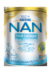 Formula de lapte Nan Fara Lactoza, 400g, Nestle