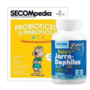 Baby Jarro-dophilus Pulbere, Secom