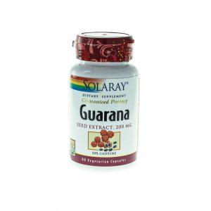Guarana, 60 cps, Secom