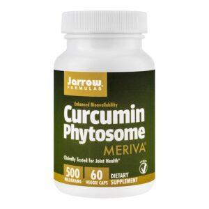 Curcumin Phytosome Jarrow Formulas, 60 capsule, Secom