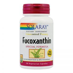Fucoxanthin, 30cps, Secom