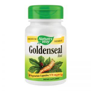 Goldenseal, 30 cps, Secom