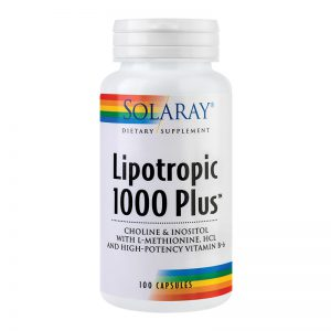 Lipotropic 1000 Plus, 100 cps, Secom