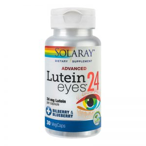 Lutein Eyes Advanced, 30 cps, Secom