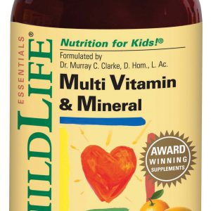 Multi Vitamin Si Mineral, sirop, Secom