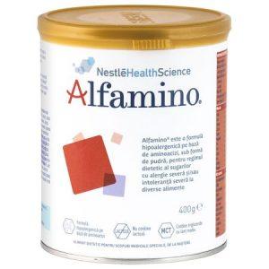Alfamino, formula specială, 400g, Nestle