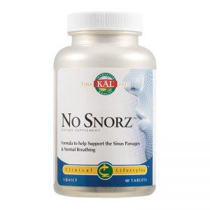 No Snorz, 60 cps, Secom
