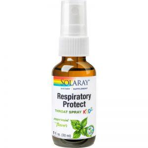 Respiratory Protect Throat Spray Kids, Secom
