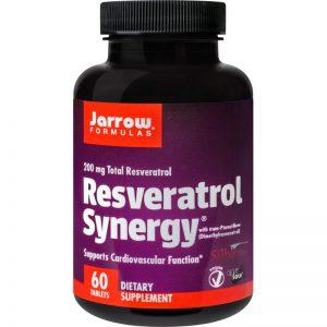 Resveratrol Synergy, 60 cps, Secom