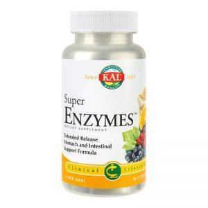 Super Enzymes, 30 capsule, Secom