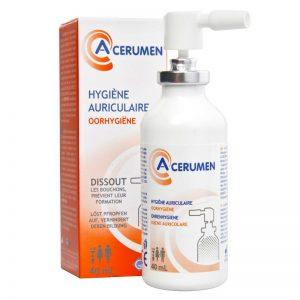 A-cerumen Spray pentru igiena urechilor 40ml, GILBERT