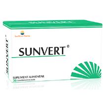 Sunvert, 30 capsule, Sun Wave