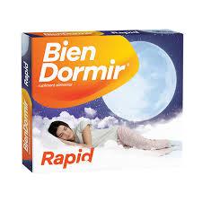 Bien Dormir Rapid, 10 capsule, Fiterman
