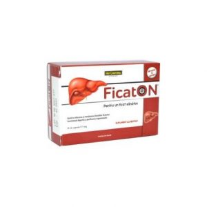 FicatON, 30 capsule, ONLY NATURAL