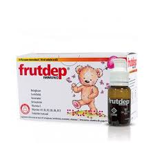 Frutdep Immuno, 10 flacoane, Dr. Phyto