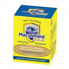 Macu Shield Gold, 90 capsule, AMD NOBEL