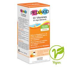 Pediakid 22 Vitamine Oligoelemente X125ml