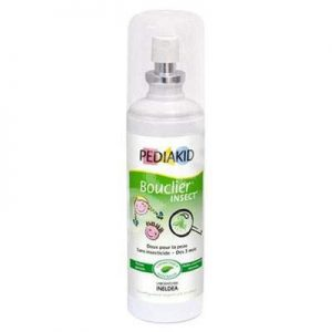 Pediakid Bouclier Insect Spray, 100ml, PEDIAKID