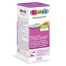 Pediakid Immuno-fort, sirop, 125ml, PEDIAKID