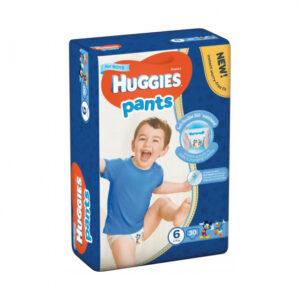 Huggies Pants Nr 6, 15-25 kg, 30buc
