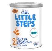 Lapte praf Nestle Little Steps 2, 400 g, de la 6 luni, Nestle