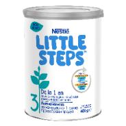 Lapte praf Nestle Little Steps 3, 400 g, de la 1 an, Nestle