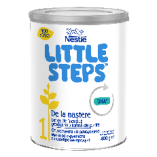 Lapte praf Nestle Little Steps 1, 400 g, de la 6 luni, Nestle