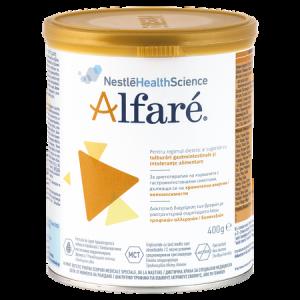 Formula de lapte praf Nestle ALFARE de la nastere, 400 g