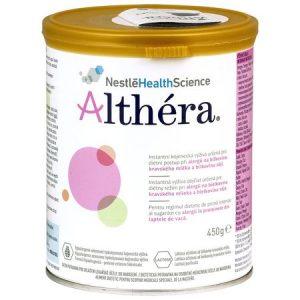 Formula de lapte praf Nestle ALTHERA de la nastere, 450 g