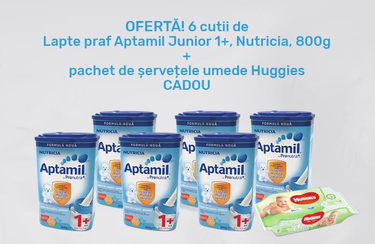 Oferta Aptamil 1+