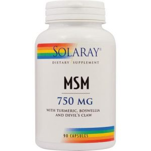 Secom Msm 750mg * 90 Capsule