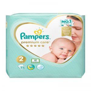 Pampers 2 Premium Care * 23 Bucati