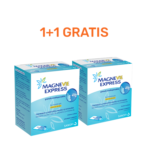 Magnevie Express * 20 Plicuri (1+1)