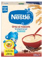 Nestle Cereale Orez Roscove * 250g