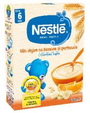 Nestle Cereale Mic Dejun Banane Portocale * 250g