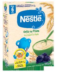 Nestle Ovaz Cu Prune * 250g