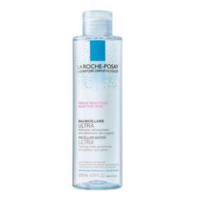 Apa Micelara Ultra, pentru pielea reactiva hipersensibila, 200 ml, La Roche Posay