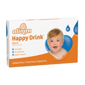 Alinan Happy Drink anticolici, 12 plicuri, Fiterman